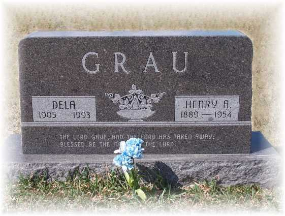 Buried - Zion Lutheran Cemetery - Phillips County, Kansas
