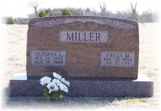 Buried - Fairview Cemetery - Phillipsburg, Kansas