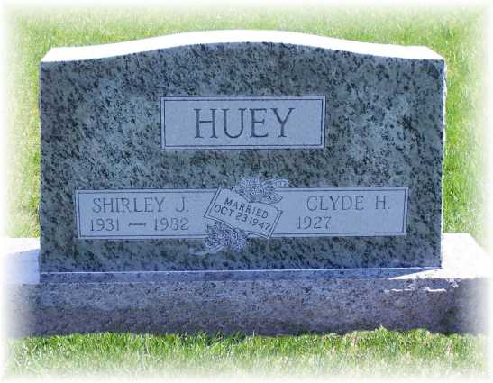 Buried - Harriis Cemetery - Barda, Nebraska