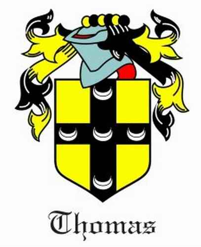 Thomas Family Coat of Arms